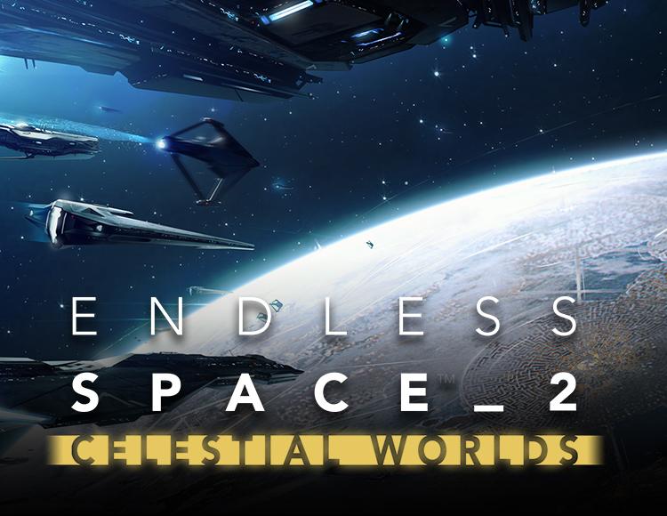 Игра Endless Space 2 - Celestial Worlds