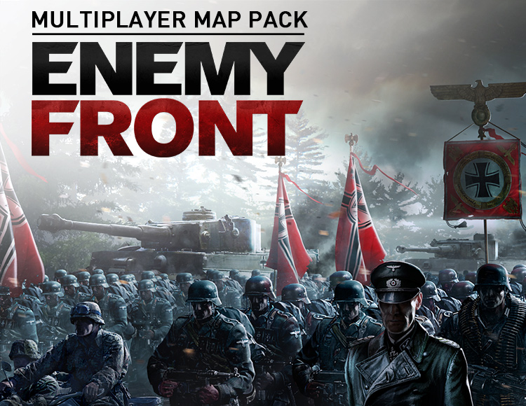 Игра Enemy Front Multiplayer Map Pack