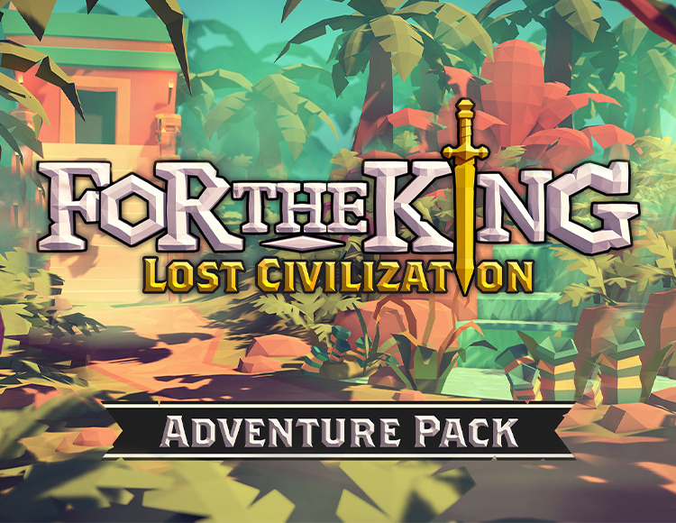 Игра For The King: Lost Civilization Adventure Pack