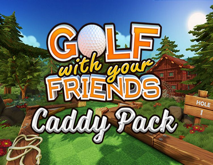 Игра Golf With Your Friends Caddy Pack