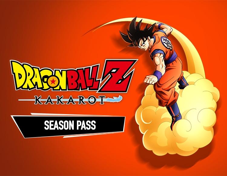 Игра DRAGON BALL Z: KAKAROT Season Pass
