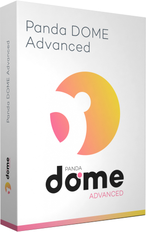 Антивирус Panda Dome Advanced - Продление/переход - на 3 устройства - (лицензия на 1 год)