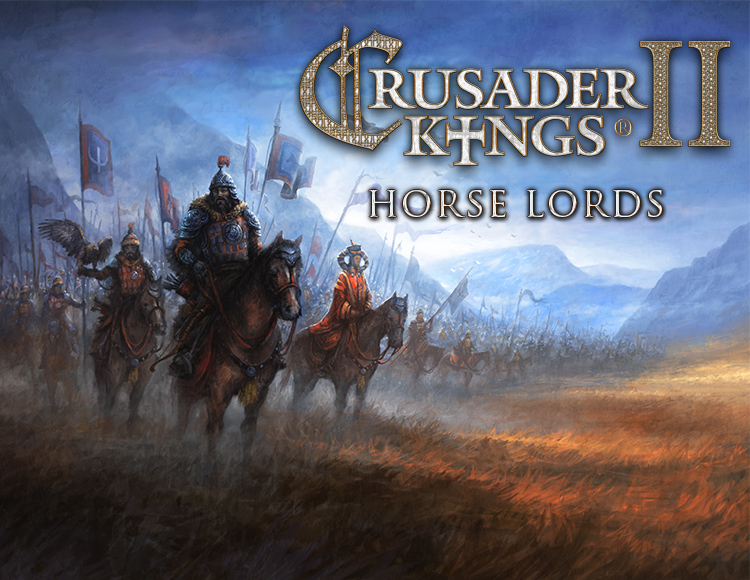 Игра Crusader Kings II: Horse Lords - Expansion