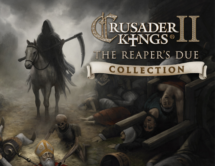 Игра Crusader Kings II: The Reaper's Due Collection