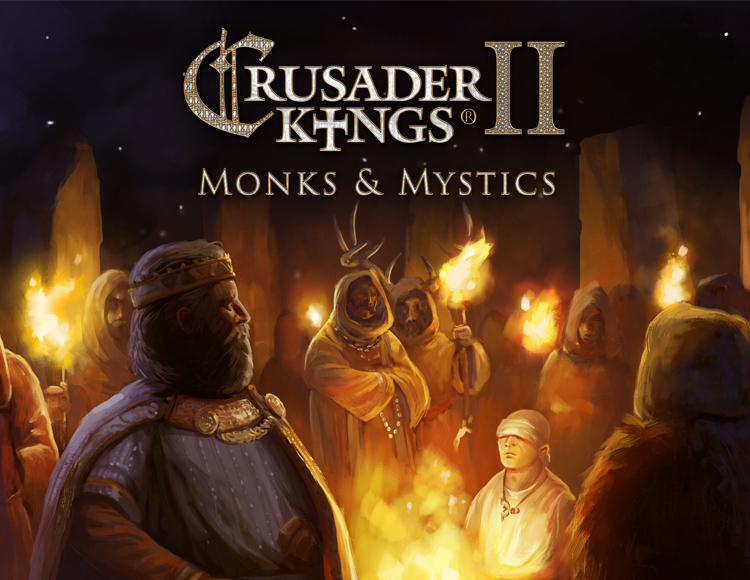 Игра Crusader Kings II: Monks and Mystics -Expansion