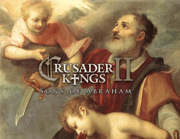 Игра Crusader Kings II: Sons of Abraham - Expansion