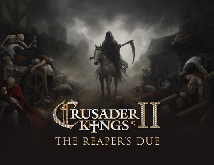 Игра Crusader Kings II: The Reaper's Due - Expansion