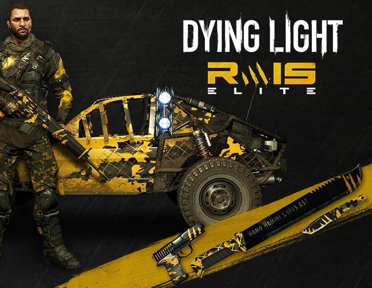 Игра Dying Light - Rais Elite Bundle