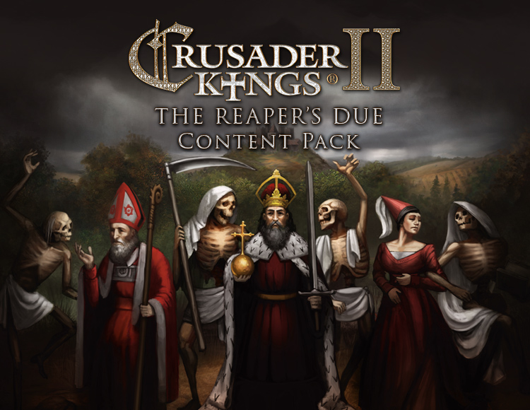 Игра Crusader Kings II: The Reaper's Due - Content Pack