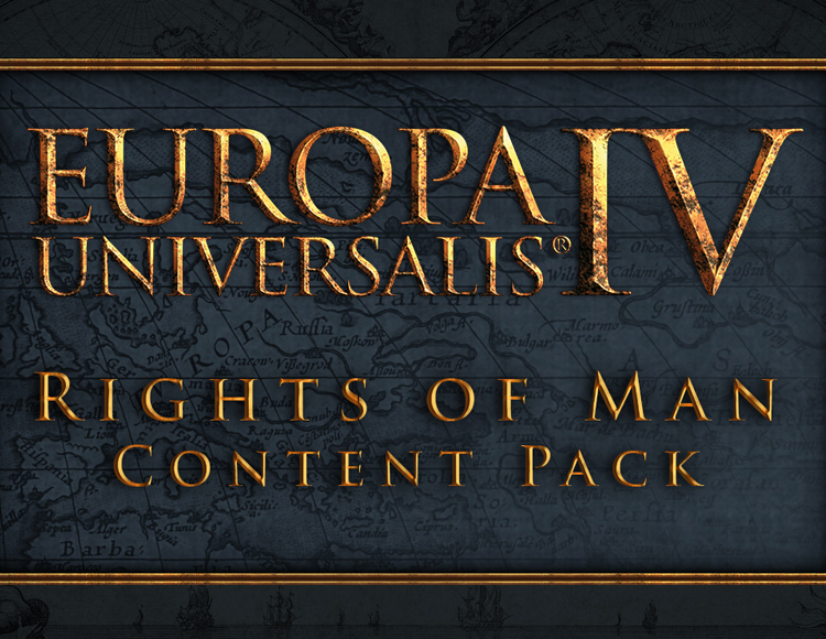 Игра Europa Universalis IV: Rights of Man -Content Pack