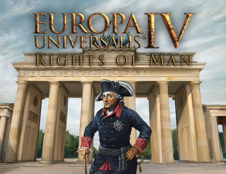 Игра Europa Universalis IV: Rights of Man -Expansion