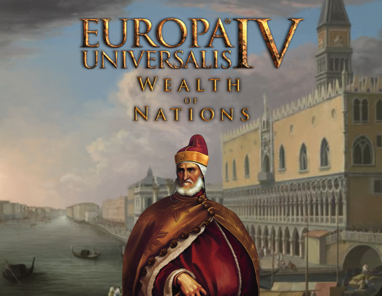 Игра Europa Universalis IV: Wealth of Nations - Expansion