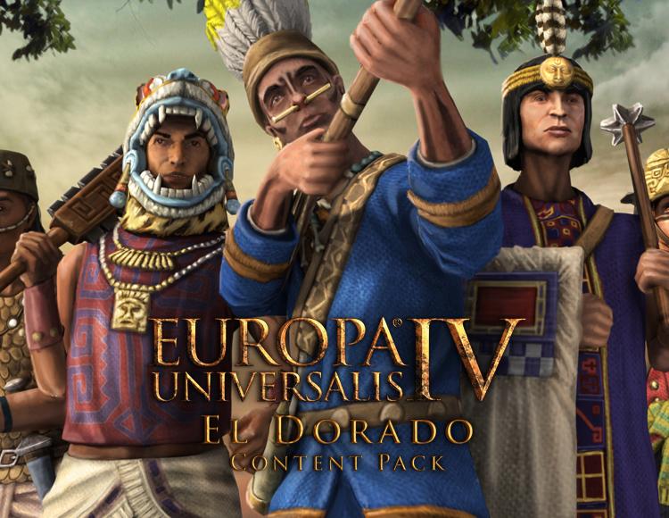 Игра Europa Universalis IV: El Dorado - Expansion