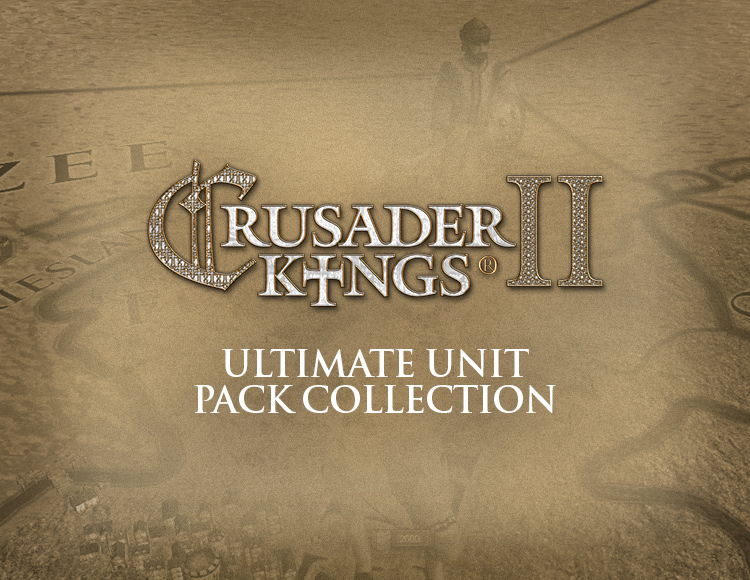 Игра Crusader Kings II: Ultimate Unit Pack Collection