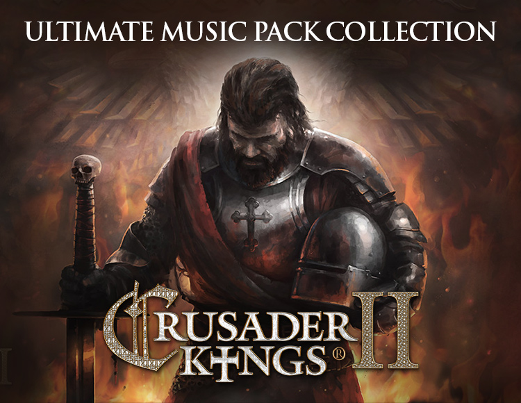 Игра Crusader Kings II: Ultimate Music Pack Collection