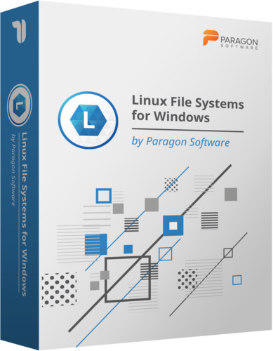 Системная утилита Linux File Systems for Windows by Paragon Software