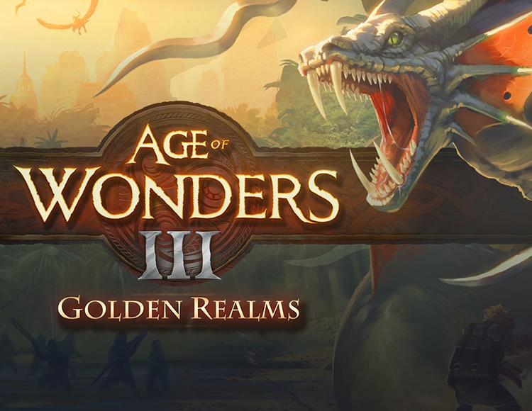 Игра Age of Wonders III - Golden Realms Expansion
