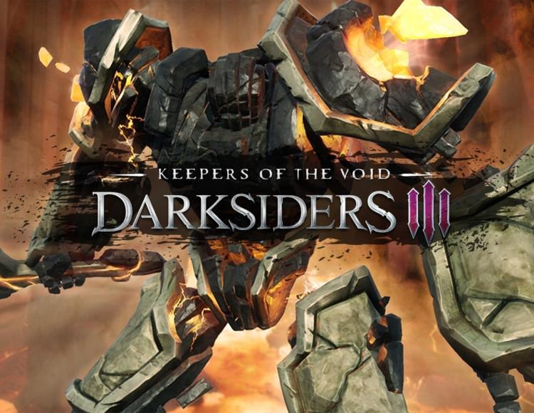Игра Darksiders III - Keepers of the Void