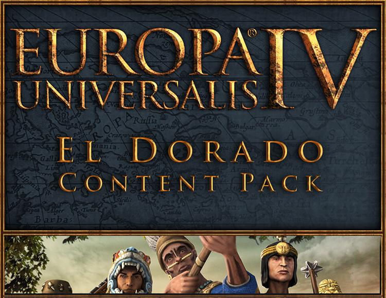 Игра Europa Universalis IV: El Dorado Content Pack