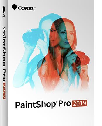 Графический редактор PaintShop Pro 2019 ESD ML