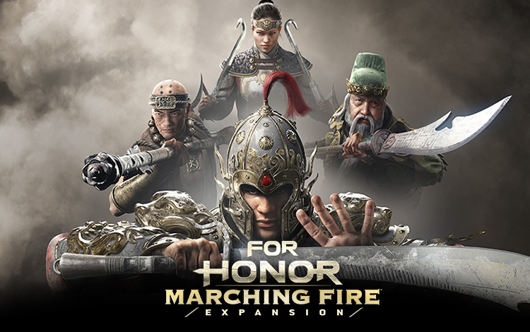 Игра For Honor: Marching Fire Expansion