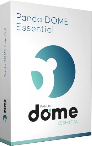 Антивирус Panda Dome Essential - ESD версия - на 3 устройства - (лицензия на 3 года)