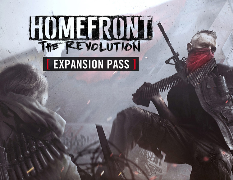 Игра Homefront: The Revolution - Expansion Pass