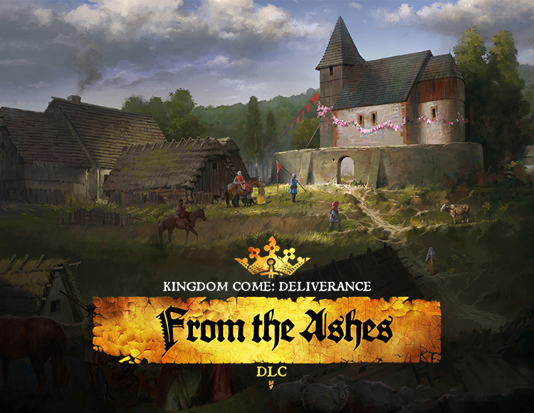 Игра Kingdom Come: Deliverance – From the Ashes