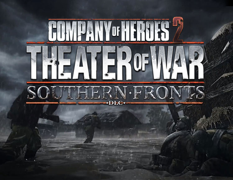 Игра Company of Heroes 2 : Theatre of War - Southern Fronts DLC Pack